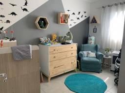 Título do anúncio: Casa 3 dormitórios para Venda em Tatuí, Jardim São Luiz, 3 dormitórios, 1 suíte, 3 banheir