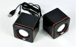 Caixa de Som - Multimedia Mini Digital Speaker