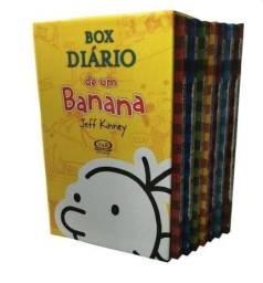 box diário de um banana - edição antiga