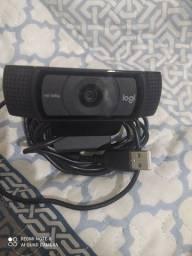 Título do anúncio: Webcam nova,acompanha a caixa