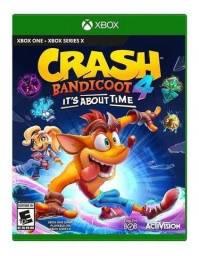 Título do anúncio: Crash 4 Xbox one