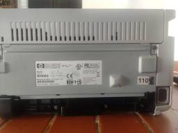 HP LaserJet P1005. R$230,00