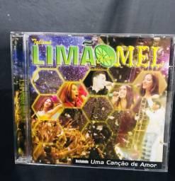 CD Limão com Mel - E tome amor