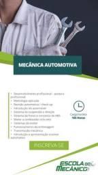 Curso Mecânica de carro e moto