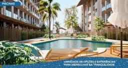 Título do anúncio: Flat 1 suíte na praia dos carneiros resort completo novo lançamento