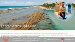 wa-Novidade em Muro Alto    Condomínio Temático a Beira Mar
