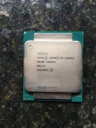 Processador Intel Xeon E5 - 1620 v3, 3,5Gb