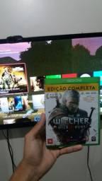 The wicther 3 wild hunt edição completa para xbox one