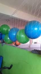Bolas para exercícios físico