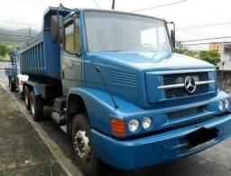 Caminhão MB 1620 Caçamba