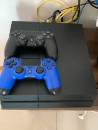 Vendo PS4 Fat 500gb