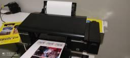 Título do anúncio: Impressora Epson l800 usada