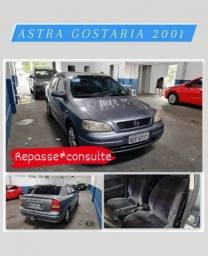 ASTRA GLS SEDAN 2001 OPORTUNIDADE DE REPASSE