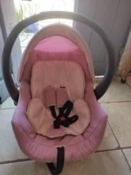 Bebê conforto bem conservado e com Pouco tempo de Uso
