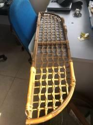 Porta Treco de Bambu para Fusca