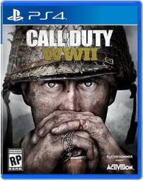 Call of Duty WWII WW2 COD PS4