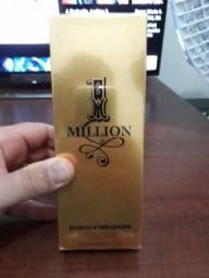 One million paco rabane 200ml lacrado ótimo valor