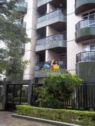 Apartamento com 2 dormitórios para alugar, 80 m² por R$ 1.800,00/mês - Passagem - Cabo Fri