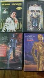 Dvds Originais Michael Jackson
