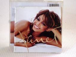 CD Janet Jackson - All For You comprar usado  Santa Rita