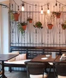 Estabelecimento comercial- Café e restaurante