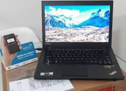 "10X s/juros: ultrabook Lenovo 14"" Core i7 4600U 3,3 GHz RAM 8 GB SSD M2 64 GB HDD 500 GB"