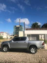 Hilux SRV 2016/16 A Diesel - 2016