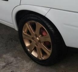 Vendo rodas 15 linha GM