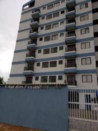 Apartamento com 1 dormitório para alugar, 47 m² por R$ 900/mês - Massaguaçu - Caraguatatub