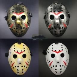 Máscara do Jason Original Oferta - 4 Modelos
