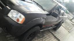 Vendo troco Frontier 4x4 motor mwm disel 2007 - 2007