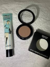 Maquiagens MAC E BENEFIT