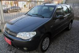 FIAT PALIO 2005/2005 1.3 MPI FIRE ELX WEEKEND 8V FLEX 4P MANUAL - 2005