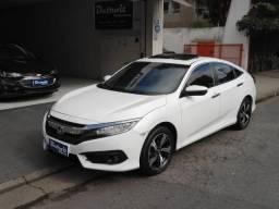 Honda civic 1.5 16v turbo gasolina touring - 2017