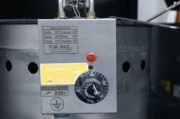 Fritadeira À Gás E Elétrica - 3L - Ital Inox - Produto Novo - Pronta Entrega