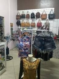 Vendo estoque de loja de roupas bolsas e acessórios feminino