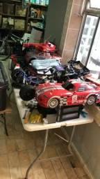 Automodelos ferramentas e peças