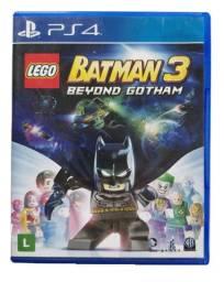 Jogos PS4 Fisica Lego Batman 3 Não é Digital Dublado Game