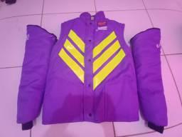 Jaqueta de motoboy