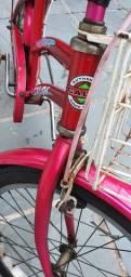 Bicicleta infantil Caloi Usada
