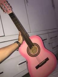 Vendo violão Dolphim + BRINDE