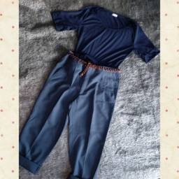 Calça Alfaiataria Yves Saint Laurent original