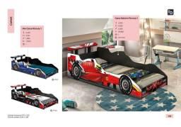 Cama mini cama berço do carro infantil