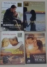 Nicholas Sparks - 4 livros