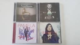 4 CDs cristãos