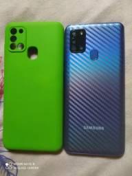 Vendo um Samsung Galaxy A21s  novo
