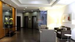 Flat com 1 dormitório para alugar, 55 m² por R$ 2.330,00/mês - Anhangabaú - Jundiaí/SP