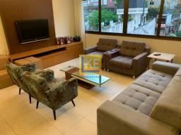 Mont' Serrat - Apartamento de 3 dormitórios e 3 vagas para alugar - Mobiliado e Equipado