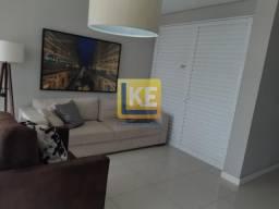 Humaitá - Apartamento com 3 dormitórios e 1 vaga para alugar - Semi mobiliado