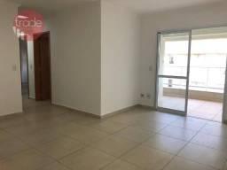 Apartamento com 3 dormitórios para alugar, 95 m² por R$ 1.700,00/mês - Jardim Botânico - R